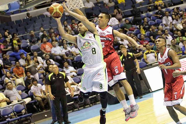 Jarencio halftime outburst wakes up GlobalPort just in time to avert KIA upset. Find out what Pido broke inside dugout