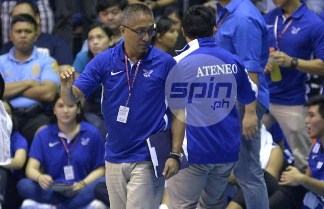 Ronnie Magsanoc deflects credit for 'perfect play' that set up Kiefer Ravena's game-winner