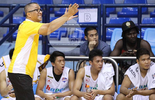 It was Hapee's decision to sit San Beda players in D-League title decider, says Magsanoc