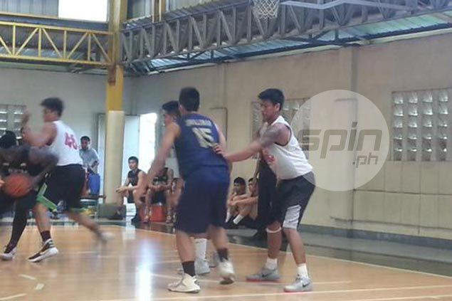 Journeyman Ronnie Matias joins tryouts as he eyes Rain or Shine homecoming