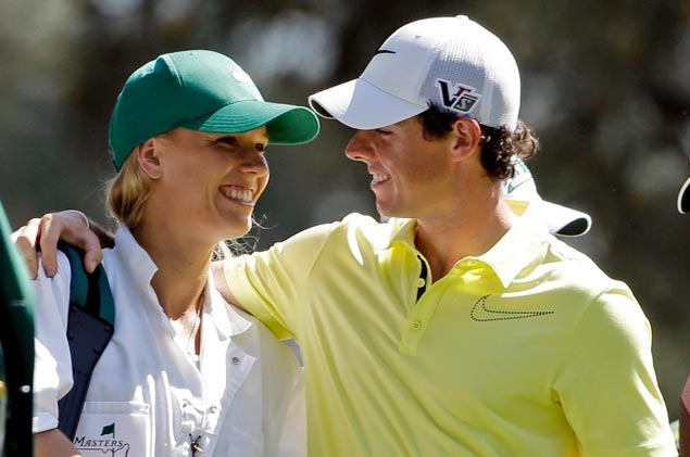 Rory McIlroy shoots 68 while coping with breakup from Caroline Wozniacki