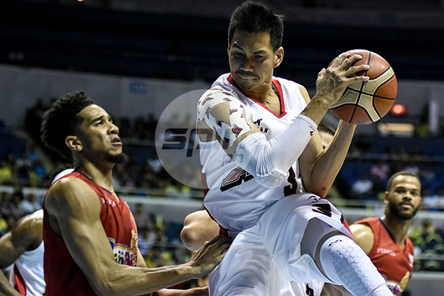 Cyrus Baguio believes Alaska had chance to win if Game Two would've gone into overtime