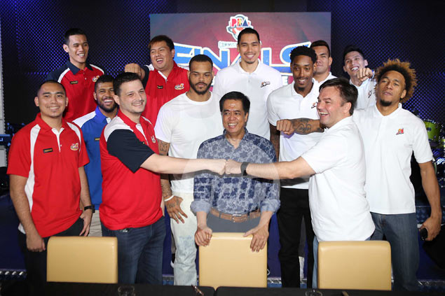 Chito Narvasa admits refs' mistakes bound to happen, but assures Finals rivals of fairness