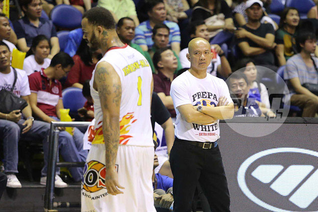 Yeng Guiao refuses to panic: '(Alaska) still in a bad place, and we're in a good place'