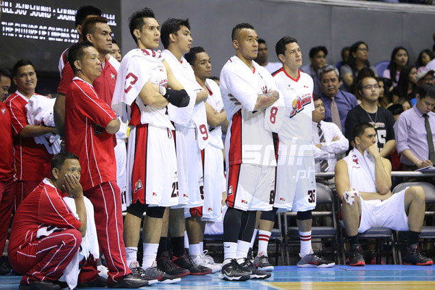 Alas, Alaska Aces feel for Warriors, but would rather not dwell on the past