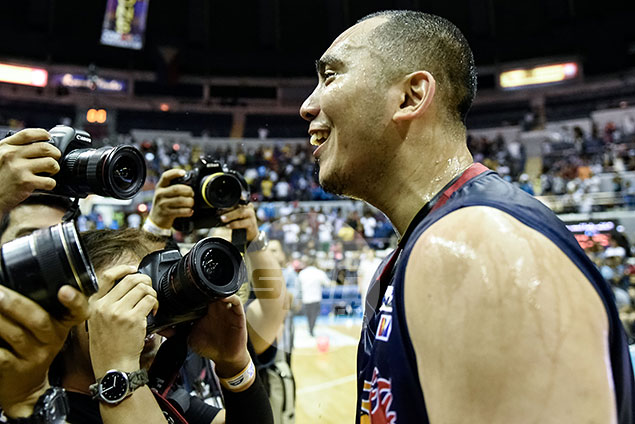 Recurring pain, fluid in left knee cast doubt on Paul Lee return stint with Gilas