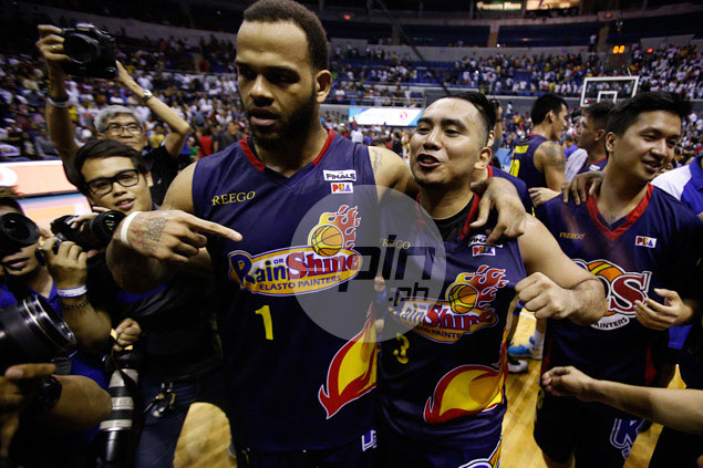 Winning PBA championship with low-scoring import a 'unique' experience for Ros, Guiao