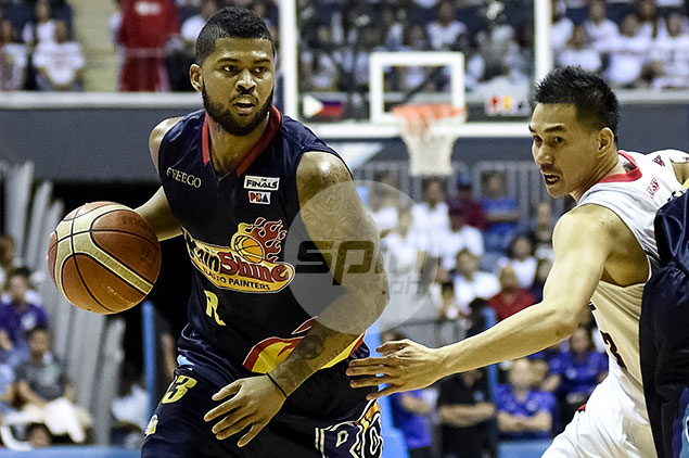 Guiao admits RoS staff convinced him to pick Ahanmisi over Thompson in rookie draft