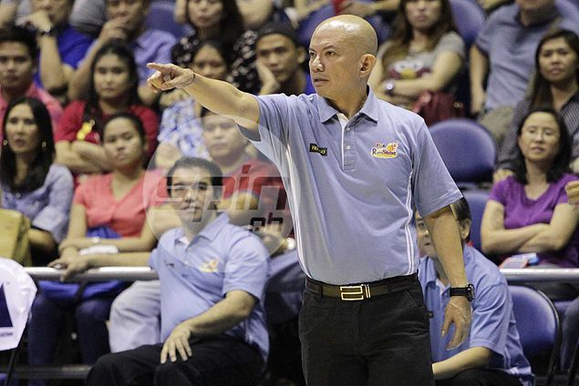 Confident Yeng Guiao believes Rain or Shine capable of bouncing back despite heartbreaking series opener loss