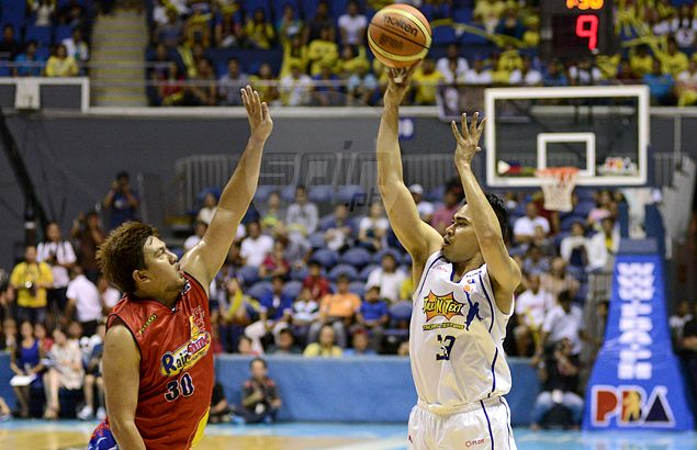 Ranidel de Ocampo on track for Finals MVP award, but quick to deflect credit