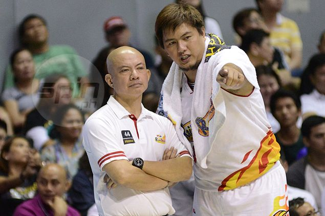 PBA heavyweight Beau Belga too preoccupied with title series to think about Pacquiao fight