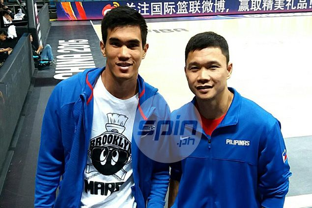 'Loyal soldier' Gary David doesn't mind diminished role as top Gilas cheerleader
