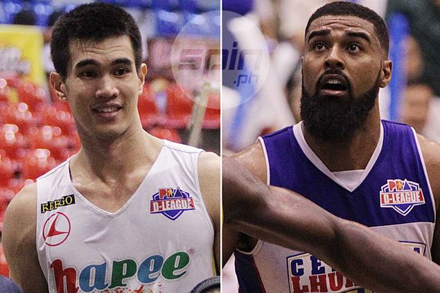Top picks Tautuaa, Rosario don't mind missing PBA draft for sake of flag and country