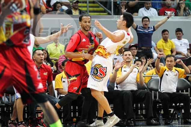 Jeff Chan, Chris Ross explain oncourt antics between them just part of 'having fun' together