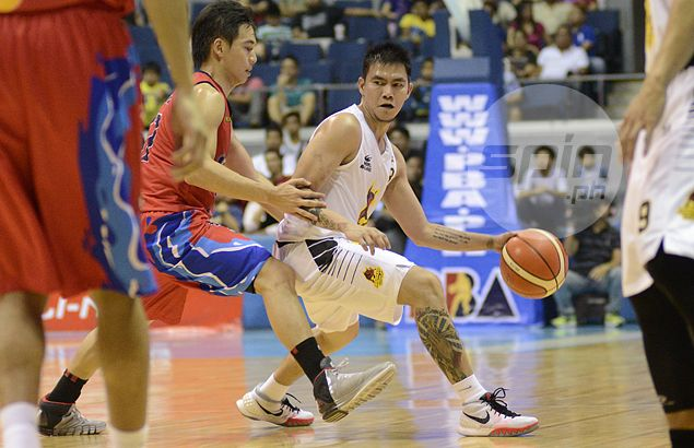 After stepping out of Terrence Romeo shadow, RR Garcia dreams of playing for Gilas