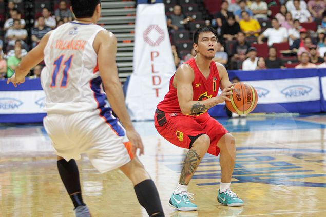 Barako Bull seals place in PBA playoffs as RR Garcia douses cold water on NLEX rally