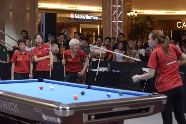 Rubilen Amit sparks last-day charge as Team Asia retains Queens Cup title