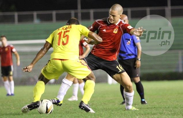 Global Cebu offense gets boost with return of Spanish striker Rufo Sanchez