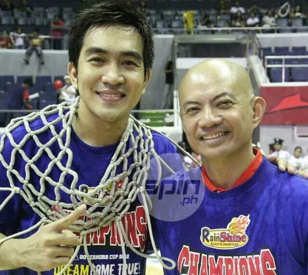 Rain or Shine players who blossomed under Yeng Guiao's wings long to repay coach with first all-Filipino title