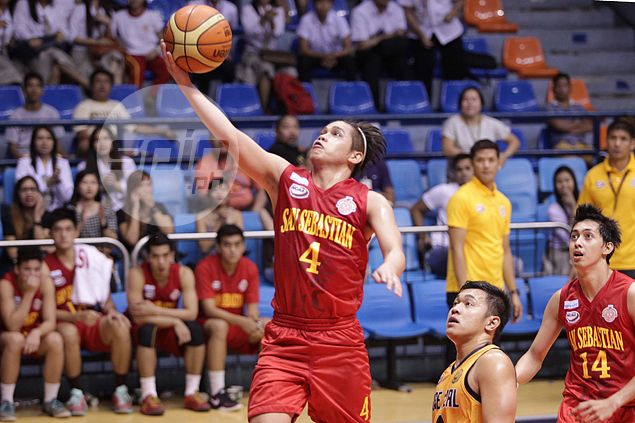 Ryan Costelo skipping final NCAA year with San Sebastian to take act to MPBL
