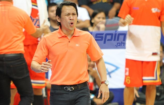 Former Meralco coach Ryan Gregorio so proud to see Bolts finally come of age