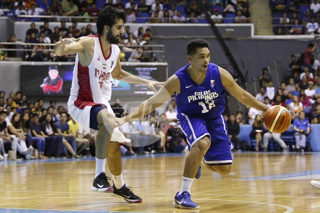 Ryan Reyes shows worth with solid showing on both ends in Gilas win vs Iran