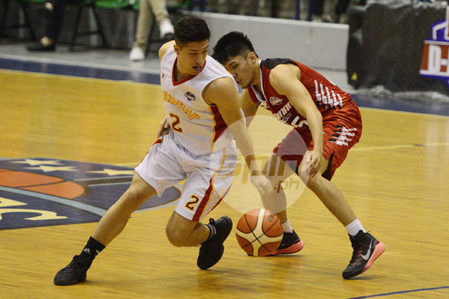 Ryan Wetherell angling for another shot at PBA with solid showing for Tanduay in D-League