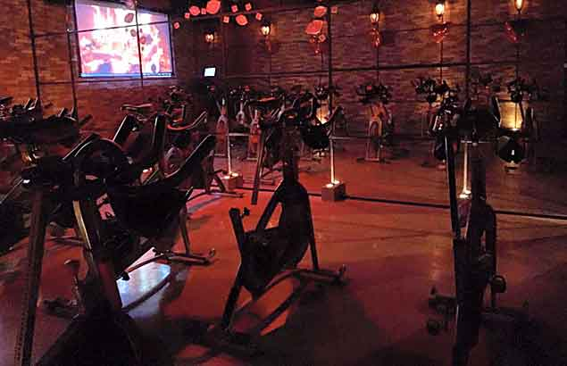 Saddle Row combines cyling, rowing for a workout that fitness buffs of all levels can enjoy