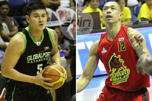 GlobalPort set for transition to running game by trading Jondan Salvador for Mark Isip