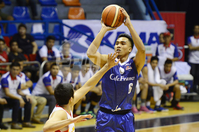 Perseverance paying off as Star draftee Samboy De Leon finally attracts attention
