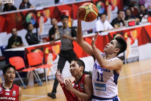 Batang Gilas turns back Iraq to stretch winning ways in Fiba Asia U16 Championship