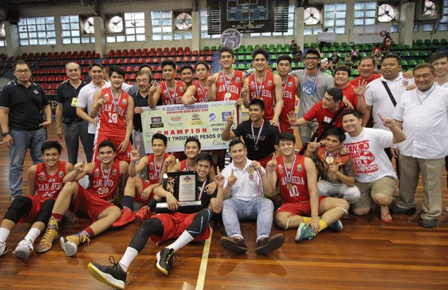 Red Cubs reinforce status as best high school team in land with PSSBC title romp