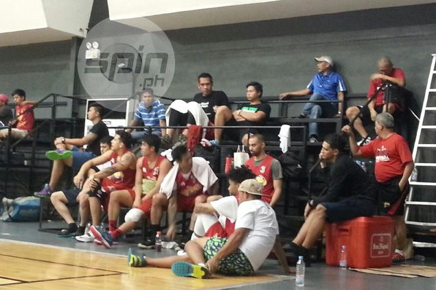June Mar Fajardo still out as precaution, Marcio Lassiter set to return in a week