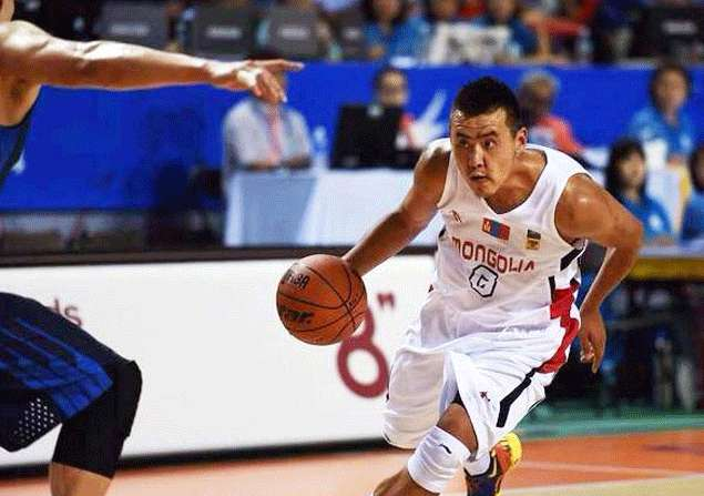 Al Chua confirms Mongolian Sanchir Tungala will be Ginebra's Asian import in PBA Governors Cup