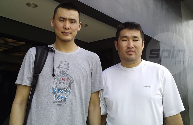 Ginebra import Sanchir Tungalag breaches language barrier by letting game do the talking