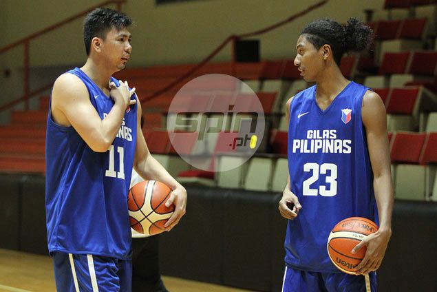 Ian Sangalang continues to miss Gilas practice, but Baldwin not giving up on big man