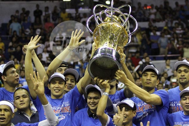 Indomitable Barroca stands tall as San Mig wins title with emotional Game Six win