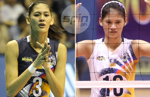 Dindin and Jaja Santiago can't help but feel sense of loss during holiday celebration