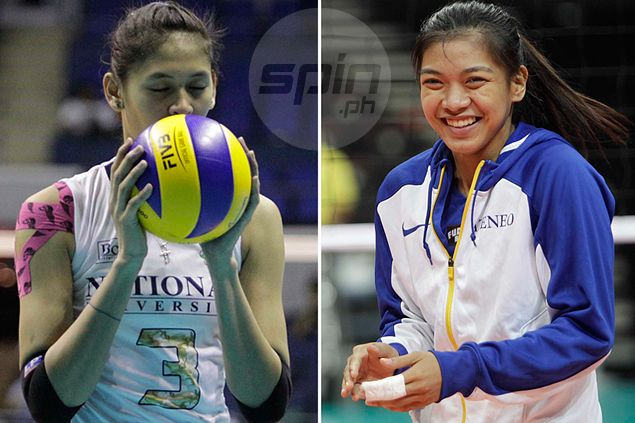 National University, Ateneo start marquee showdown in Shakey's V-League title series