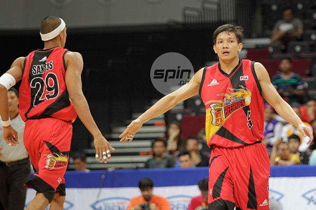 PBA All-Star snub for Alex Cabagnot saddens coach Leo Austria, teammate Santos