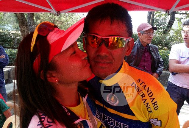 Generous Ronda champ Santy Barnachea vows to share P1M prize with teammates
