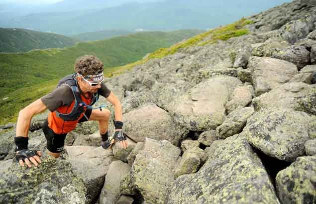 Ultramarathoner completes record Appalachian Trail trek in 46 days, eight hours