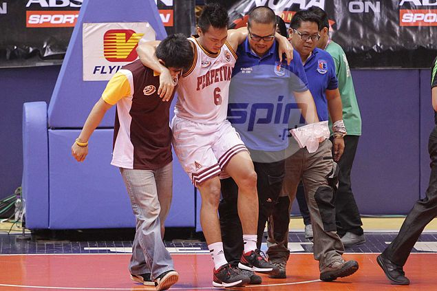Injured Altas star Scottie Thompson confident he'll be back in action next week against JRU