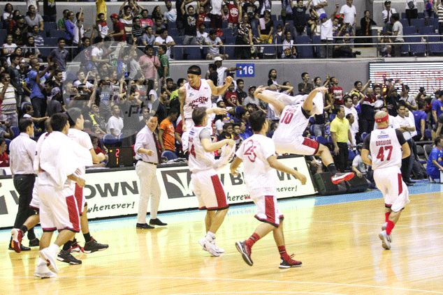Ginebra lives up to never say die reputation as Scottie Thompson anchors comeback win over NLEX