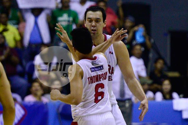 LA Tenorio praises Scottie Thompson's 'smart' playmaking for Ginebra