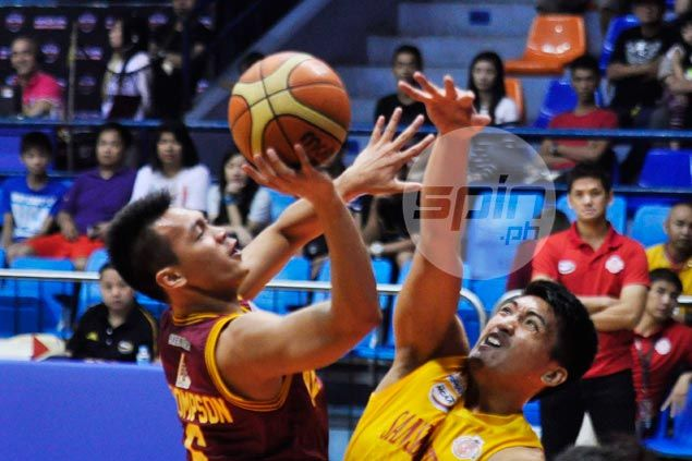 Perpetual Help Altas one-two punch of Thompson, Akhuetie proves too much for Stags
