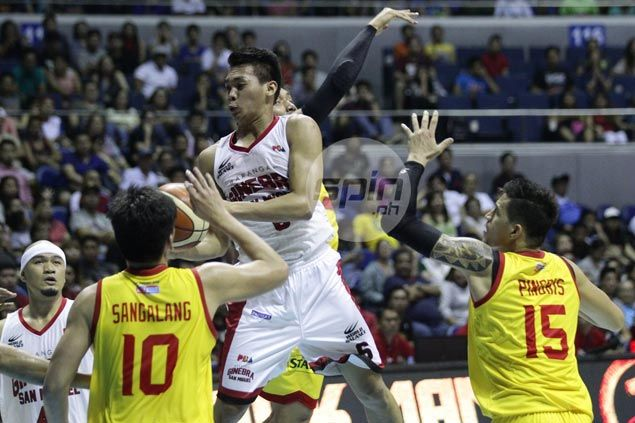 Scottie Thompson draws praise from Cone, gives Ginebra fans something to cheer about