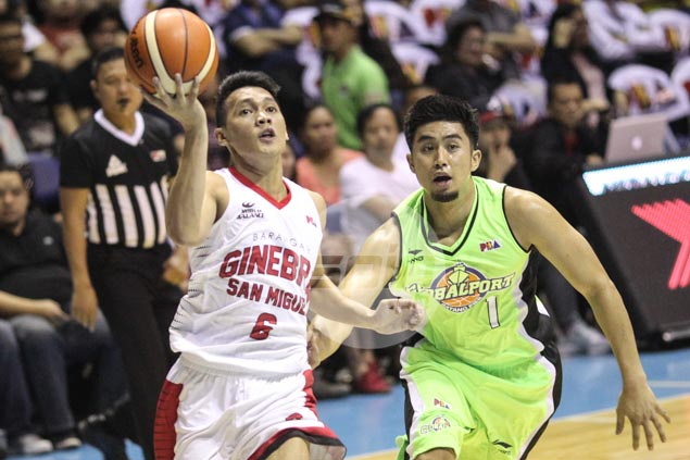 Tim Cone expects Scottie Thompson to get chance to be 'the man' for Ginebra