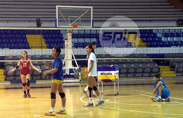 Only eight players in practice ahead of Gorayeb's announcement of Final 12 for SEA Games