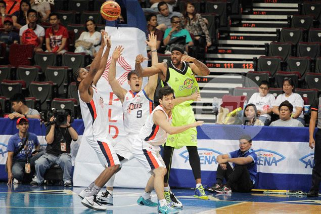 Meralco 'for real' but Bolts yet to reach full potential, says forward Sean Anthony